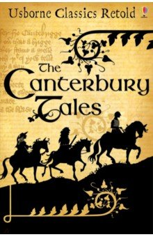 Купить Canterbury Tales, Usborne, Художественная литература для детей на англ.яз.