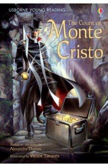 Купить The Count of Monte Cristo, Usborne, Художественная литература для детей на англ.яз.