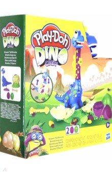Купить Игровой набор Динозаврик, F15035L0, Hasbro, Наборы для лепки с игровыми элементами
