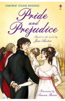 Купить Pride and Prejudice, Usborne, Художественная литература для детей на англ.яз.