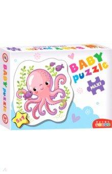 Купить Baby puzzle. 3997 Морские животные, Дрофа Медиа, Пазлы (Maxi)