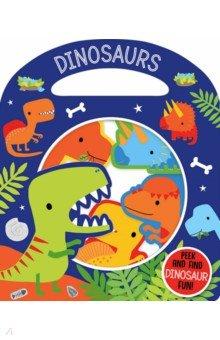 Купить Dinosaurs, Make Believe Ideas, Первые книги малыша на английском языке