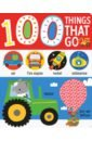 Обложка First 100 Things That Go