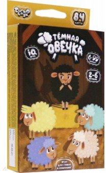 Купить Настольная игра «Тёмная овечка» 84 карт.TO-01-01, MAZARI, Карточные игры для детей