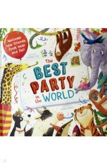 Купить The Best Party in the World, Igloo Books, Первые книги малыша на английском языке