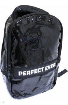 Купить Рюкзак, черный, искусственная кожа, одно отделение, 42х26х12 см. (51184), Феникс+, Рюкзаки школьные