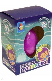 Купить Яйцо с растущей русалкой 10.5*7.5*5 см (Т15939), 1TOY, Наборы для опытов