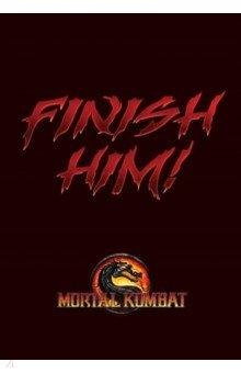 Обложка для паспорта. Mortal Kombat