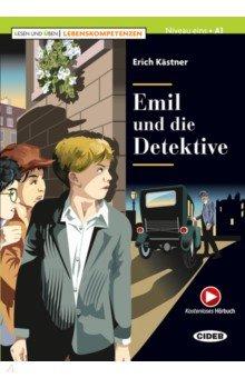 Купить Emil und die Detektive, Black cat, Литература на немецком языке для детей
