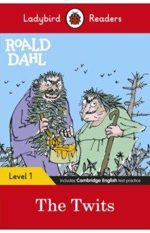Купить The Twits, Ladybird, Художественная литература для детей на англ.яз.