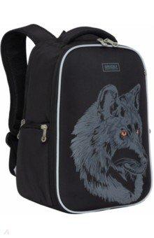 Купить Рюкзак школьный с анатомической спинкой, для мальчика (RB-153-4), Grizzly, Ранцы и рюкзаки для начальной школы