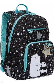 Купить Рюкзак школьный с карманом для ноутбука, для девочки (RG-164-2), Grizzly, Ранцы и рюкзаки для начальной школы