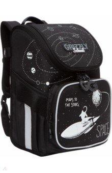 Купить Ранец школьный раскладной для мальчика (RAl-195-1), Grizzly, Ранцы и рюкзаки для начальной школы