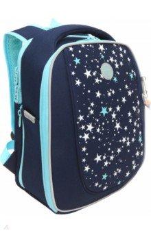 Ранец школьный с анатомической спинкой для девочки (RAf-192-8), Grizzly, Ранцы и рюкзаки для начальной школы  - купить со скидкой