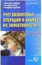 Шеленков Вениамин Учет лизинговых операций и анализ их эффективности