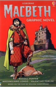 Macbeth. Graphic Novel, Usborne, Художественная литература для детей на англ.яз.  - купить со скидкой