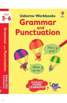 Купить Usborne Workbooks. Grammar and Punctuation 5-6, Книги для детского досуга на английском языке