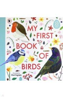 Купить My First Book of Birds, Walker Books, Нехудожественная литература для детей на англ.яз.