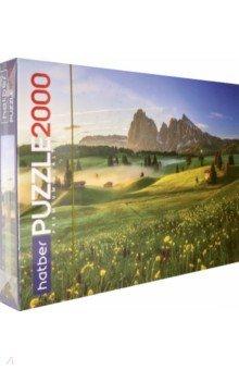Купить Hatber Puzzle-2000. Великолепный пейзаж (2000ПЗ1_25210), Хатбер, Пазлы (2000 элементов и более)