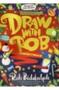 Draw with Rob at Christmas, Biddulph Rob