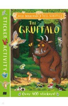 Купить The Gruffalo. Sticker Book, Mac Children Books, Книги для детского досуга на английском языке