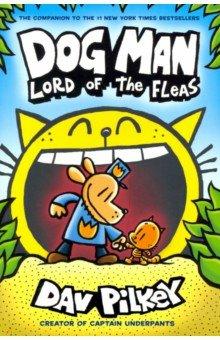 Купить Lord of the Fleas, Scholastic UK, Художественная литература для детей на англ.яз.