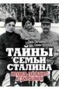 Обложка Тайны семьи Сталина. Исповедь последнего из Джугашвили