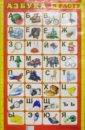 Плакат: Азбука (А1, красная) furniture home furniture living room furniture sofa tables shan farmers 1128