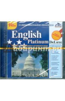 English Platinum DeLuxe. Самоучитель американского английского языка (CDpc) italiano platinum deluxe