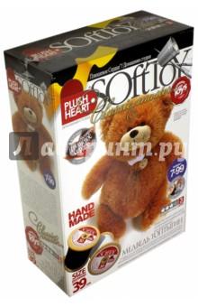 Купить Набор для создания мягкой игрушки Медведь Топтыгин (457006), Фантазер, Изготовление мягкой игрушки