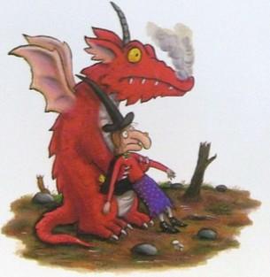 Иллюстрация 1 из 64 для Верхом на помеле. Стихи - Джулия Дональдсон | Лабиринт - книги. Источник: Лабиринт