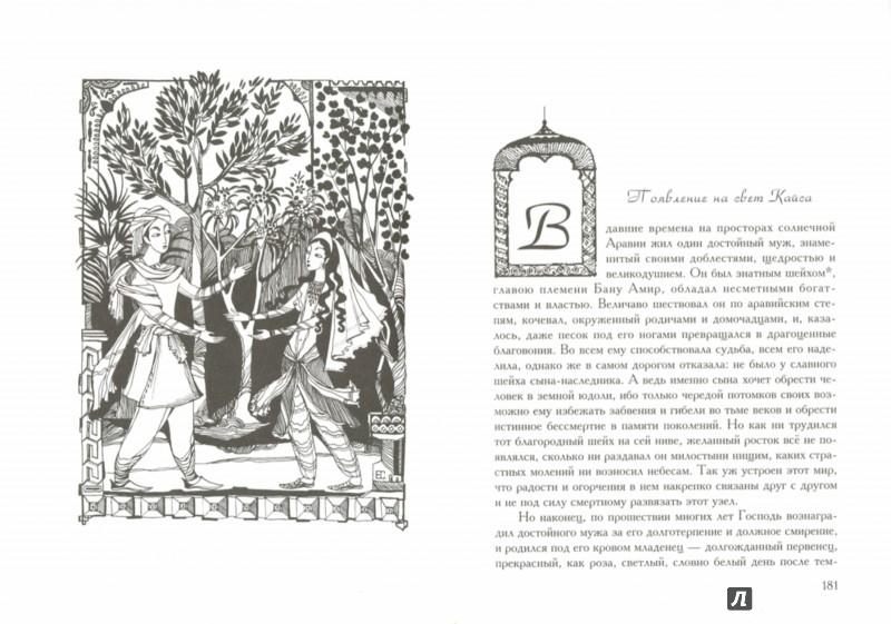 Иллюстрация 1 из 7 для Неодолимая любовь: Иранский романтический эпос | Лабиринт - книги. Источник: Лабиринт