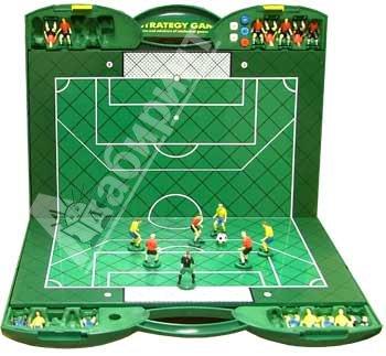 """Иллюстрация 1 из 10 для Игра """"Totalfootball"""" (Тотальный Футбол) / подарочная упаковка, в пластиковом чемодане   Лабиринт - игрушки. Источник: Лабиринт"""