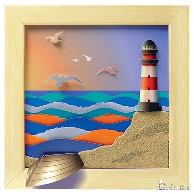Иллюстрация 1 из 9 для Маяк (Морские миниатюры) АБ 41-008   Лабиринт - игрушки. Источник: Лабиринт