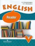 Верещагина, Афанасьева: Английский язык. 5 класс. Книга для чтения