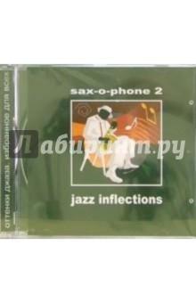 Оттенки джаза. SAX-O-PHONE-2 (CD)