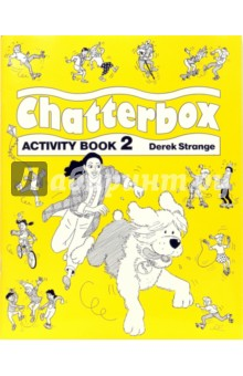 Chatterbox 2 (Activity Book) - Derek Strange