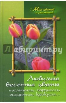 Любимые весенние цветы (тюльпаны, нарциссы, гиацинты, крокусы и другие)