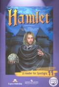 Английский язык. Гамлет (по У. Шекспиру). Английский в фокусе. 11 класс. Книга для чтения
