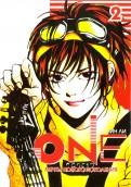 Вин Ли: ONE. Том 2 (комиксы)
