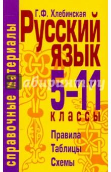Иллюстрация 7 из 8 для русский язык 5-11 классы. Правила, таблицы.