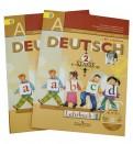 Бим, Рыжова: Немецкий язык. 2 класс. Учебник. В 2 частях. ФГОС (+CD)