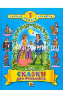 Купить Сказки для мальчиков. 7 сказок ISBN: 978-5-378-04890-8