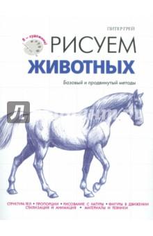 Купить Питер Грей: Рисуем животных ISBN: 978-5-699-51139-6