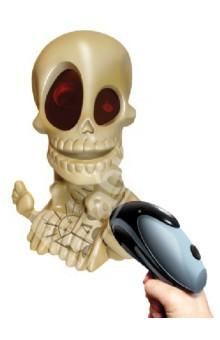 Проектор johnny the skull с пистолетом купить