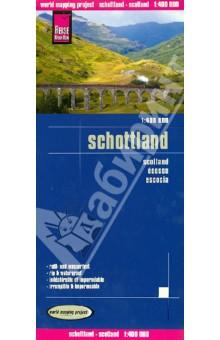 Scotland 1:400 000