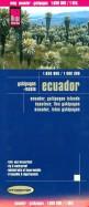 Ecuador. Galapagos  inseln. 1:650 000 / 1 000 000