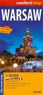 Warsaw. 1:29 000