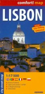 Lisbon. 1:17500