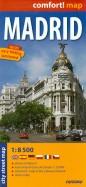 Madrid. 1:8 500